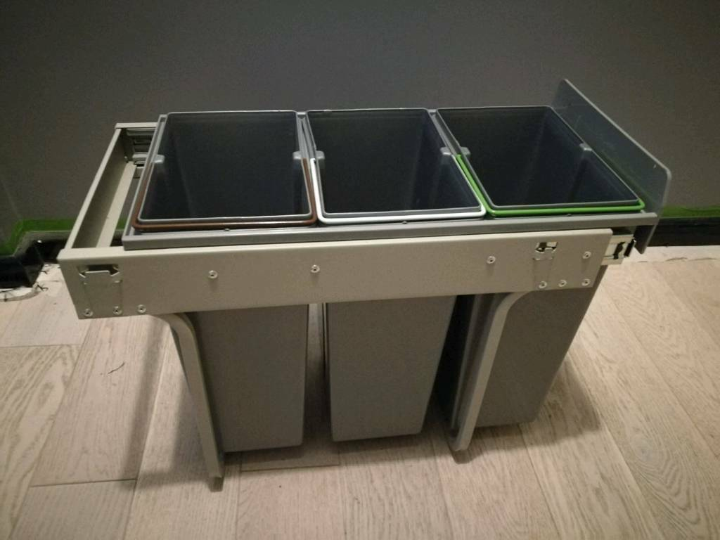 kitchen recycling bins recessed lighting for sliding in digbeth west midlands gumtree