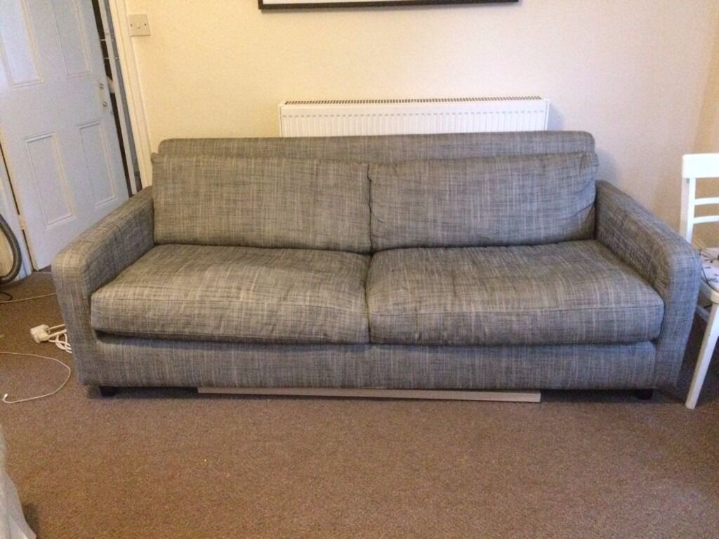 sofa east london gumtree wingback chair 3 seater habitat chester in highbury