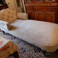 Free Sofa Uplift Glasgow Leather Outlet Uk Reviews Antique Victorian Chaise Longue Day Bed Laura Ashley