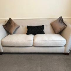 2 Seater Love Chair Recliner Cushions Outdoor Alexa Sofology 3 Sofa | In Hull, East Yorkshire Gumtree