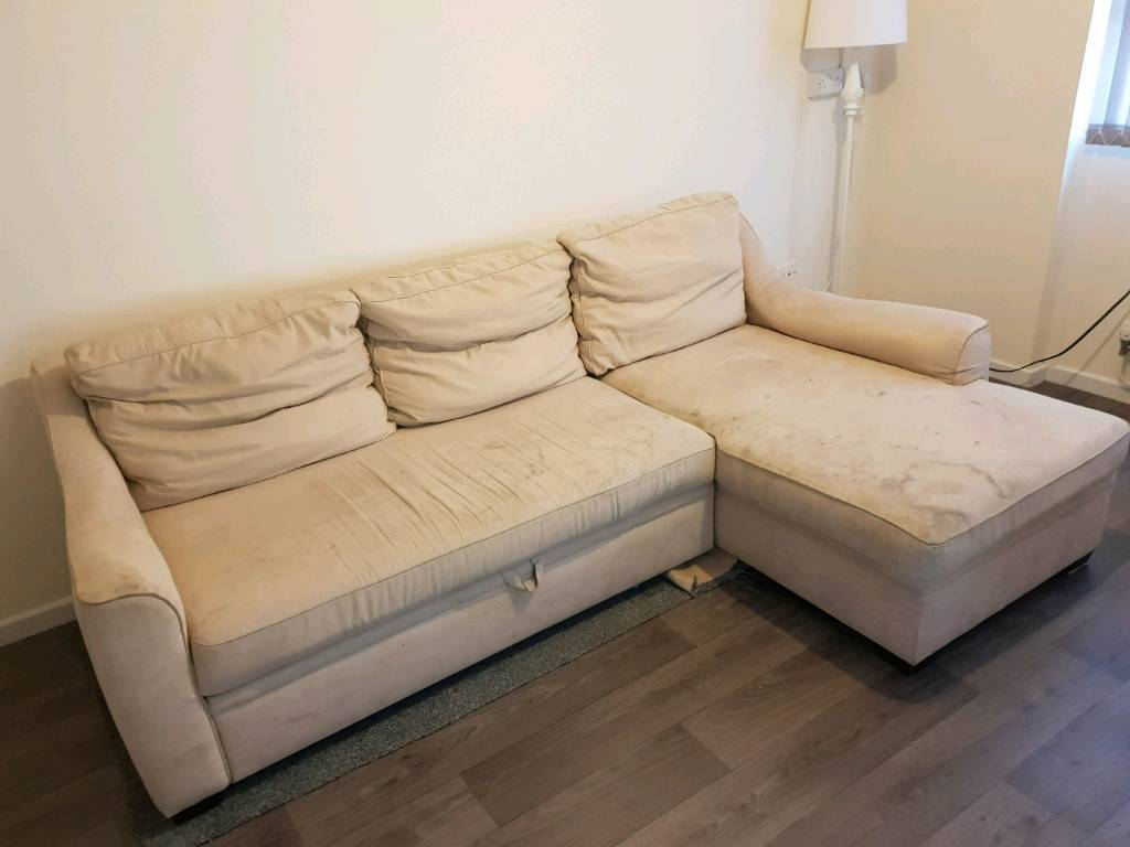 sofas with storage under arts and crafts sectional sofa corner bed seat in witham essex gumtree