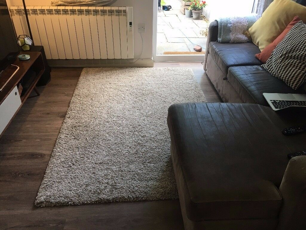 Alhede Teppich Ikea Ikea Alhede Rug, High Pile, Off White Size 133 X 195cm For