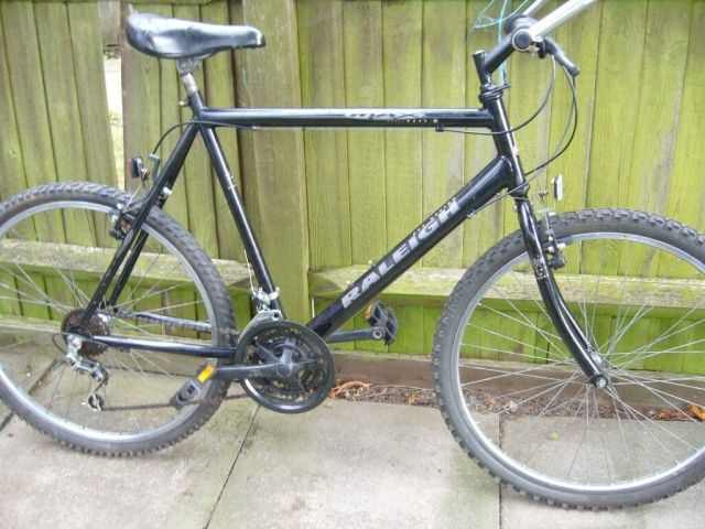 Raleigh Max Mountain Bike USA Design | in Finsbury Park ...