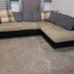 Corner Sofas Glasgow Gumtree Sofa Foot Large Fabric Couch Suite Can Deliver In
