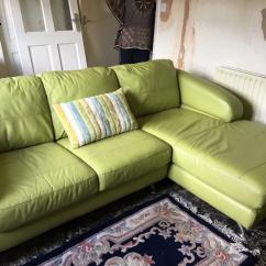 Lime Sofa Chair Custom Sectional Sofas Dallas Dfs Green Leather Corner And In Bishop