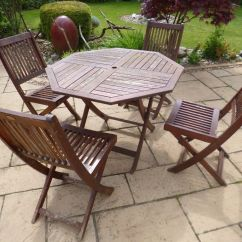 Cast Iron Table And Chairs Gumtree Mesh Mid Back Chair Asda Wooden Garden 4 From Debenhams