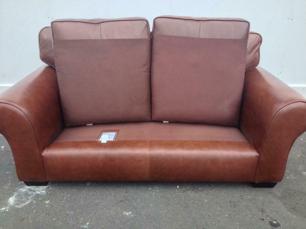 bradford council sofa removal apartment sized laura ashley 2 seater settee in brown heritage leather l k hodge hill west midlands gumtree