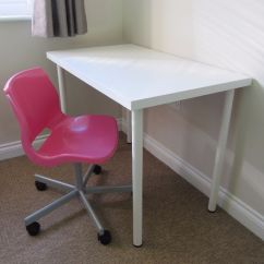 Desk Chair York Garden Table And Chairs White Pink In North Yorkshire Gumtree
