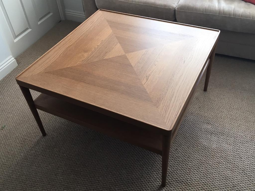 IKEA Stockholm square coffee table