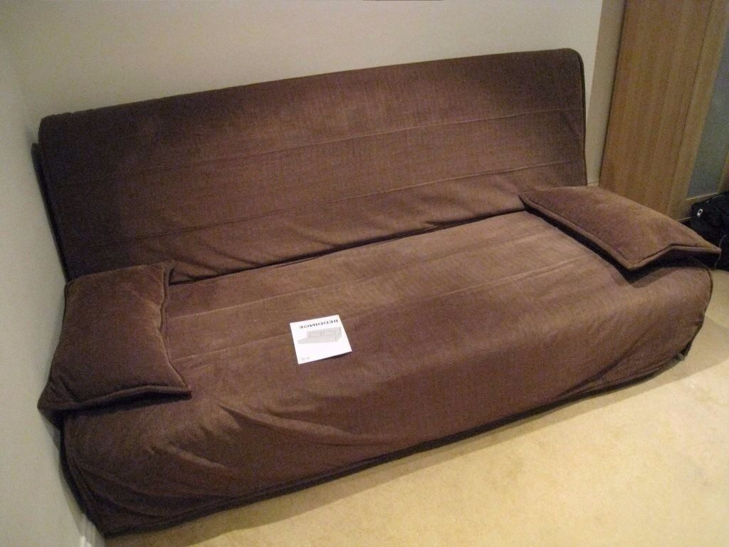sofa bed with storage box laramie rooms to go ikea beddinge lovas good condition includes