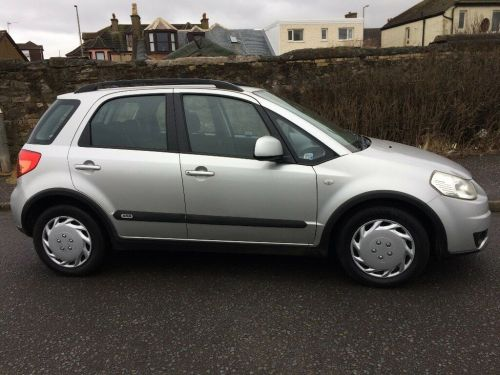 small resolution of 2008 suzuki sx4 gl 1586 cc 5 door hatchback lady owner 8 service stamps petrol