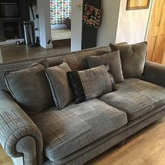 Dfs Corner Sofa Grey Fabric Leather Manufacturers Blackburn Stunning Ashley Manor Sofas 3x2 | In Bolton Le Sands ...