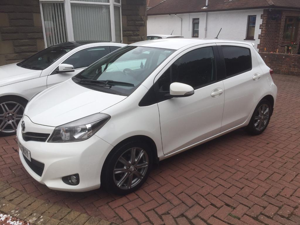 toyota yaris trd sportivo manual 2012 all new kijang innova 2.4 v a/t diesel 1 3 vvt i sr white in ayr south