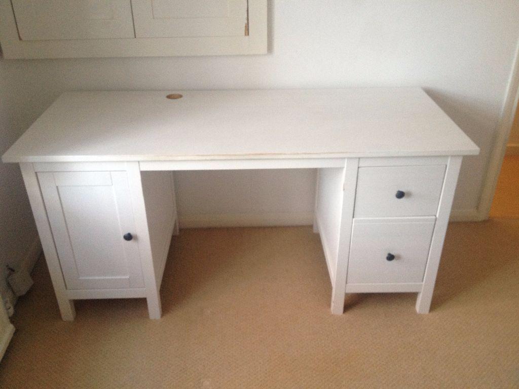 Very large white desk  in Richmond London  Gumtree