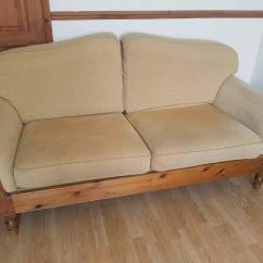 Scs Leather Corner Sofa Bed Garden Furniture Sets Uk Ducal Yellow | In Daventry, Northamptonshire Gumtree