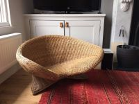 Wicker Meditation Chair | in Finsbury Park, London | Gumtree
