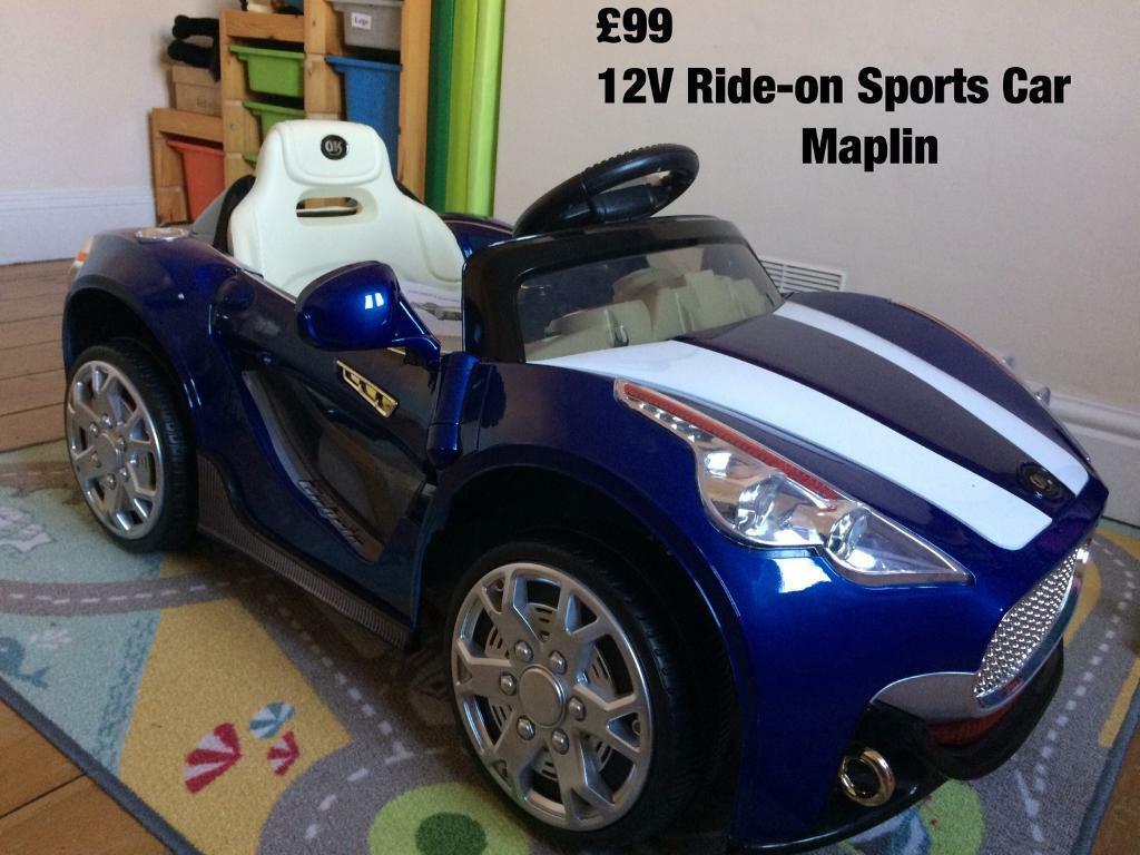 john deere office chair sears outlet bean bag chairs 12v ride-on sports car maplin   in bishopston, bristol gumtree