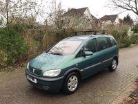 Vauxhall Zafira Automatic 7 seater