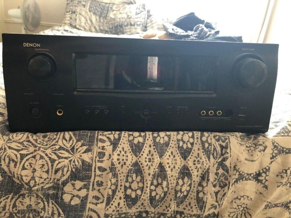 medium resolution of denon avr1911 5 1 home cinema amplifier