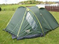 Regatta 4 Man Dome Tent | in East Calder, West Lothian ...