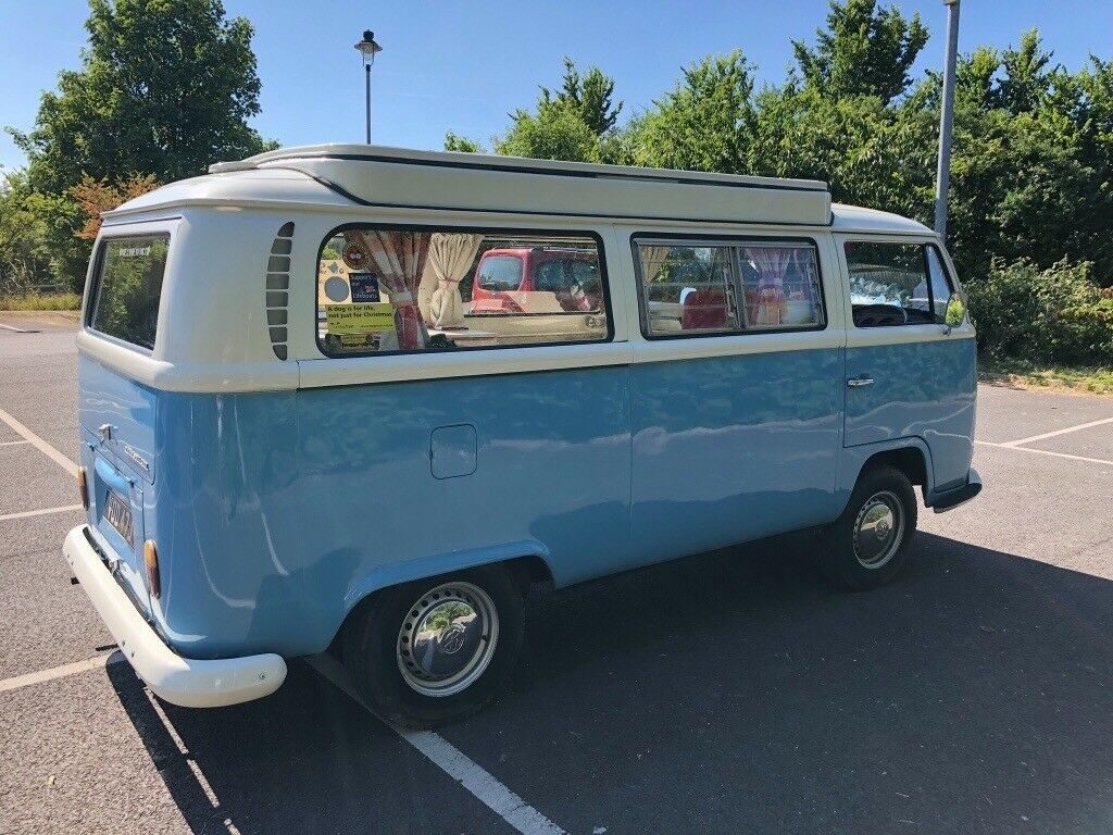 bluebell sofa gumtree stationary definition vw type 2 early bay camper van 1971 in wedmore somerset