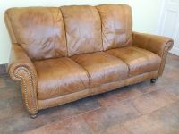 Aniline Leather Sofas   Review Home Co