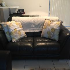 Chesterfield Sofa Gumtree Ni Discount And Loveseat Sets 2 Seater Black Leather For Sale In Falls Road