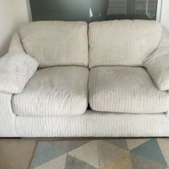 Free Sofa Uplift Glasgow Orthopedic Sofas Cream Two Seater Asap In West End