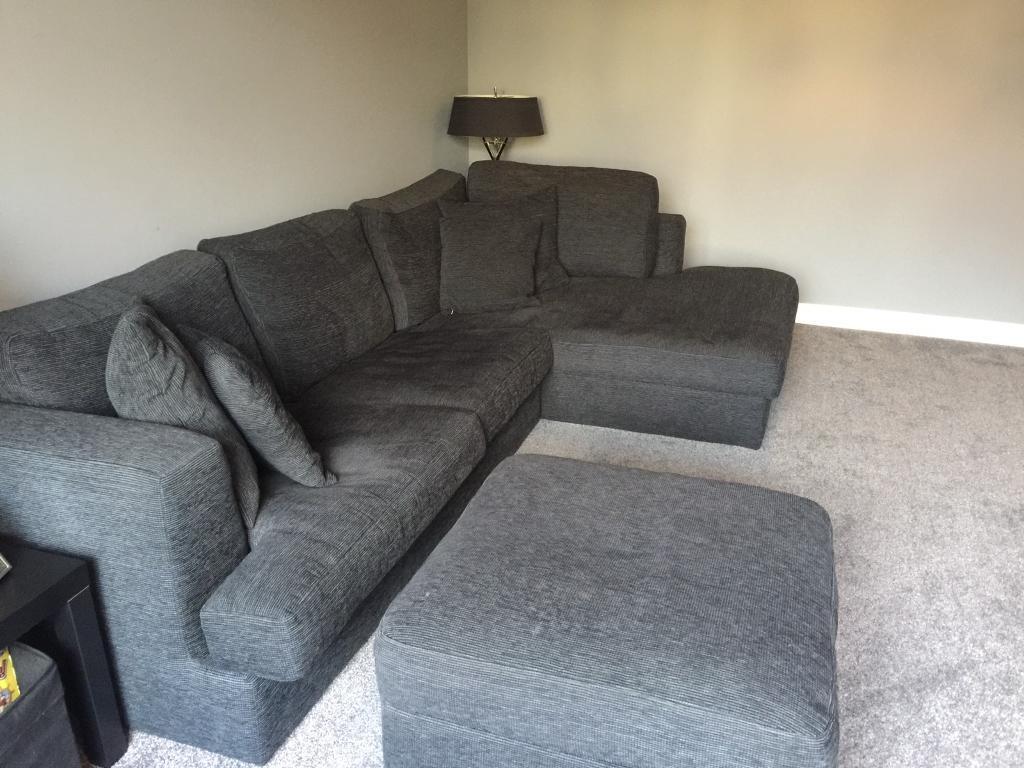 used sofas for sale cheap modernos para sala de visita beautiful grey next corner sofa with large blanket box ...