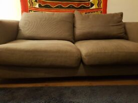 reupholster sofa south london italian style vintage ercol reupholstered chair in east the camerich light brown 2 seater almost new and outstanding condition