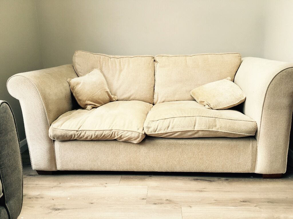 chelsea sofa st albans sofas by design lake oswego cream laura ashley 2 seater with cushions
