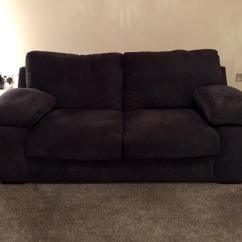 Cheap Recliner Chair With Ottoman Sofology 'illusion' 2 Seater Sofa In Topaz Charcoal | Lytham St Annes, Lancashire Gumtree