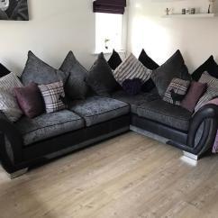 Free Sofa Uplift Glasgow Corbusier Replica 1 Year Dfs Set Darcey Corner Arm Chair In East