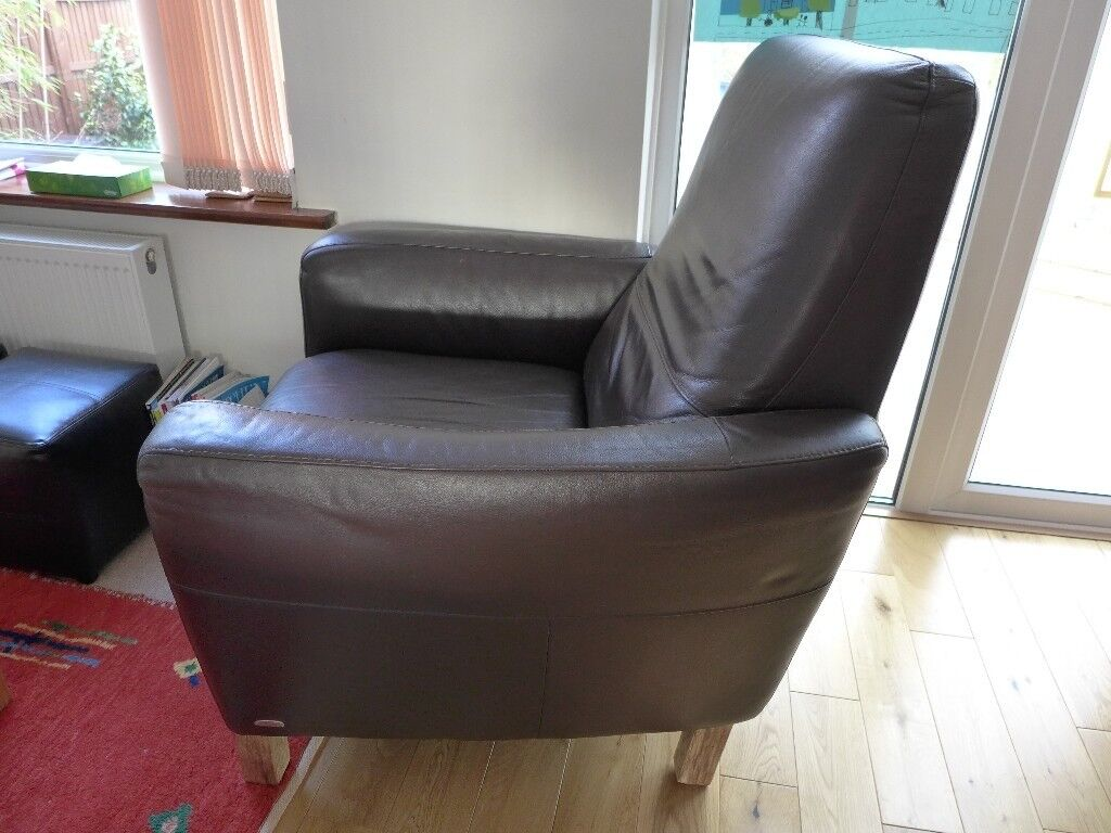 recliner chairs gumtree target leather chair italsofa reclining in west bridgford