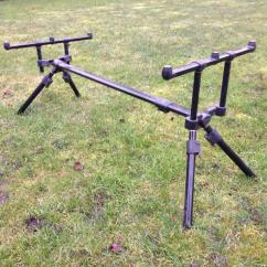 Korda Fishing Chair Roman Lounge Fox Stalker Rod Pod | In Norwich, Norfolk Gumtree