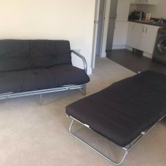 Fold Out Chair Bed Argos Cover Hire Milton Keynes Single Futon Sofa Colourmatch Mexico