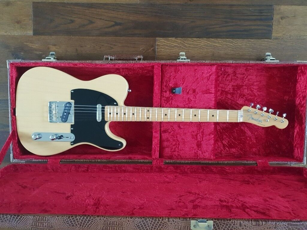 hight resolution of fender baja telecaster case gotoh dimarzio area premium emerson wiring upgrades great cond