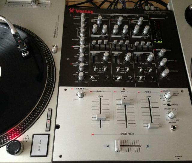 Vestax Pmc 37 Pro Rare And Classic Mixer