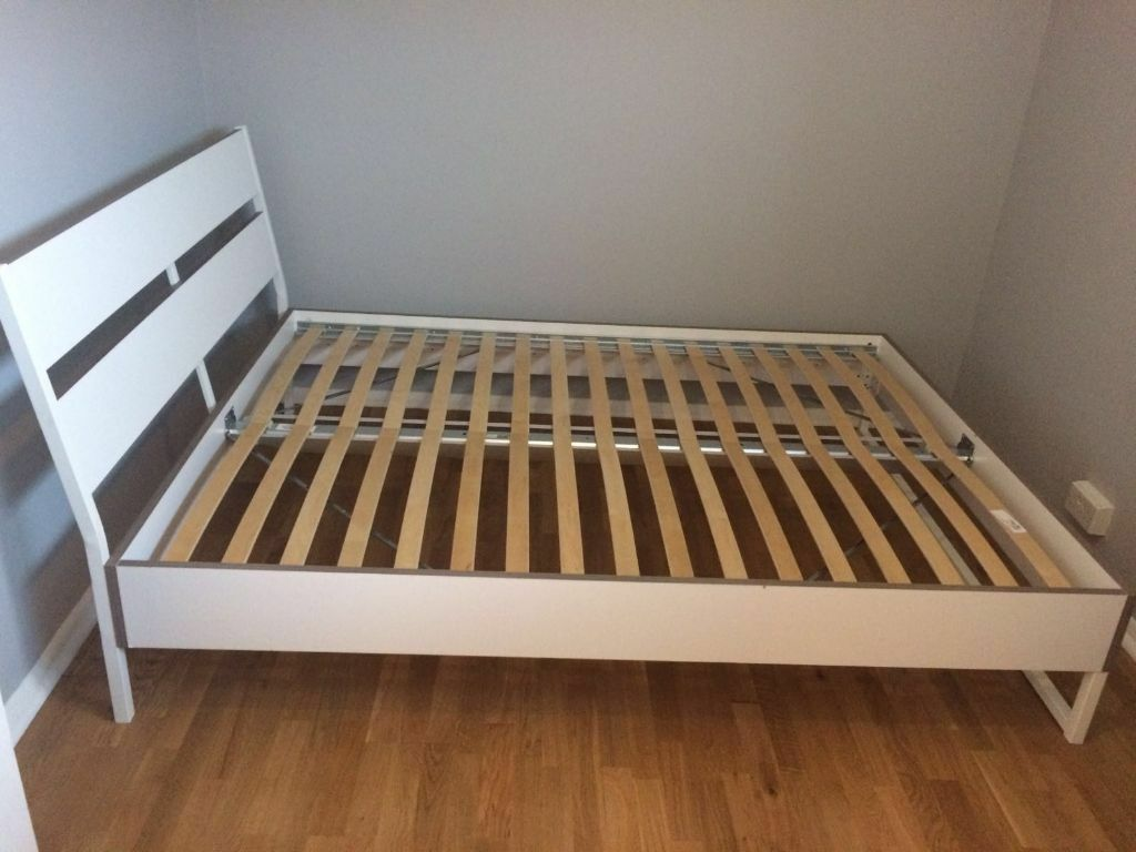 Ikea Trysil King Size Bed Frame