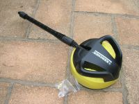 KARCHER PRESSURE WASHER PATIO CLEANER ATTACHMENT | in ...