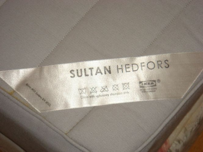 Single Mattress Ikea Sultan Hedfors
