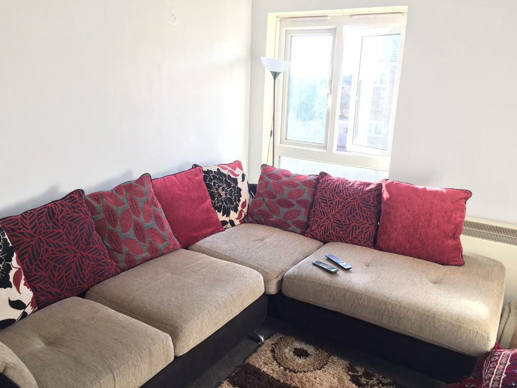 sofa london gumtree cleaning brush corner in hayes