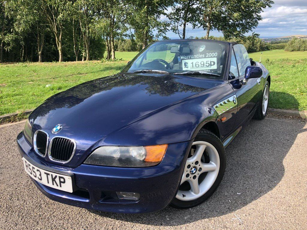 hight resolution of 1997 r bmw z3 1 9 convertible january 2020 m o t full leather interior