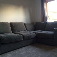 Corner Sofa Bed Gumtree Sydney Leather With Drink Holder Harveys 39sydney Graceland Pewter 39 Grey Left Hand