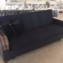 Sofa Bed Next Day Delivery London Marshmallow Flip Open Sofas Brand New Turkish With Storage Bantege Fabric