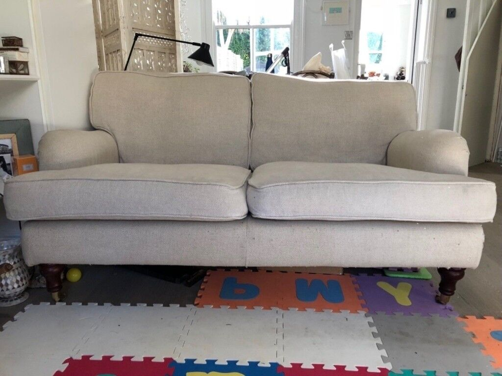 bluebell sofa gumtree big lots simmons sectional com 2 seater in house herringbone weave