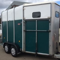Green Chair 2005 Trailer Pedicure Parts Ifor Williams 510 Horse In Stockton On Tees