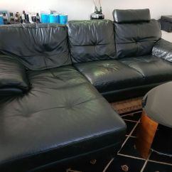 Sofa London Gumtree Beaumont Cisco Brothers Leather In Islington