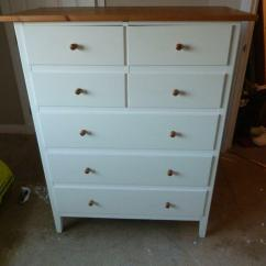 Free Sofa Uplift Glasgow Barker Stonehouse Corner Ikea Visdalen White Chest Of Drawers With Wooden Top In