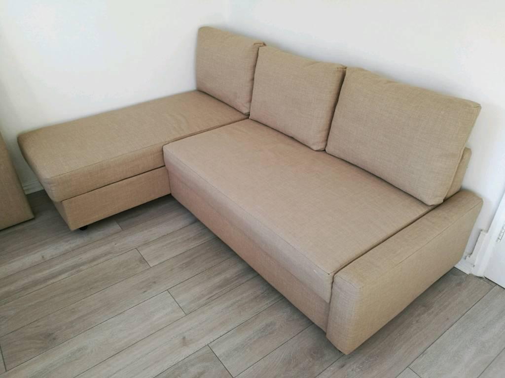 sofa london gumtree bolster pillows for sofas ikea friheten corner chaise bed in islington